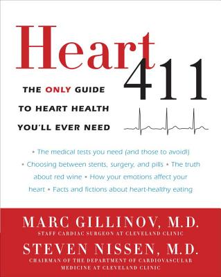 Heart 411 By Gillinov, Marc